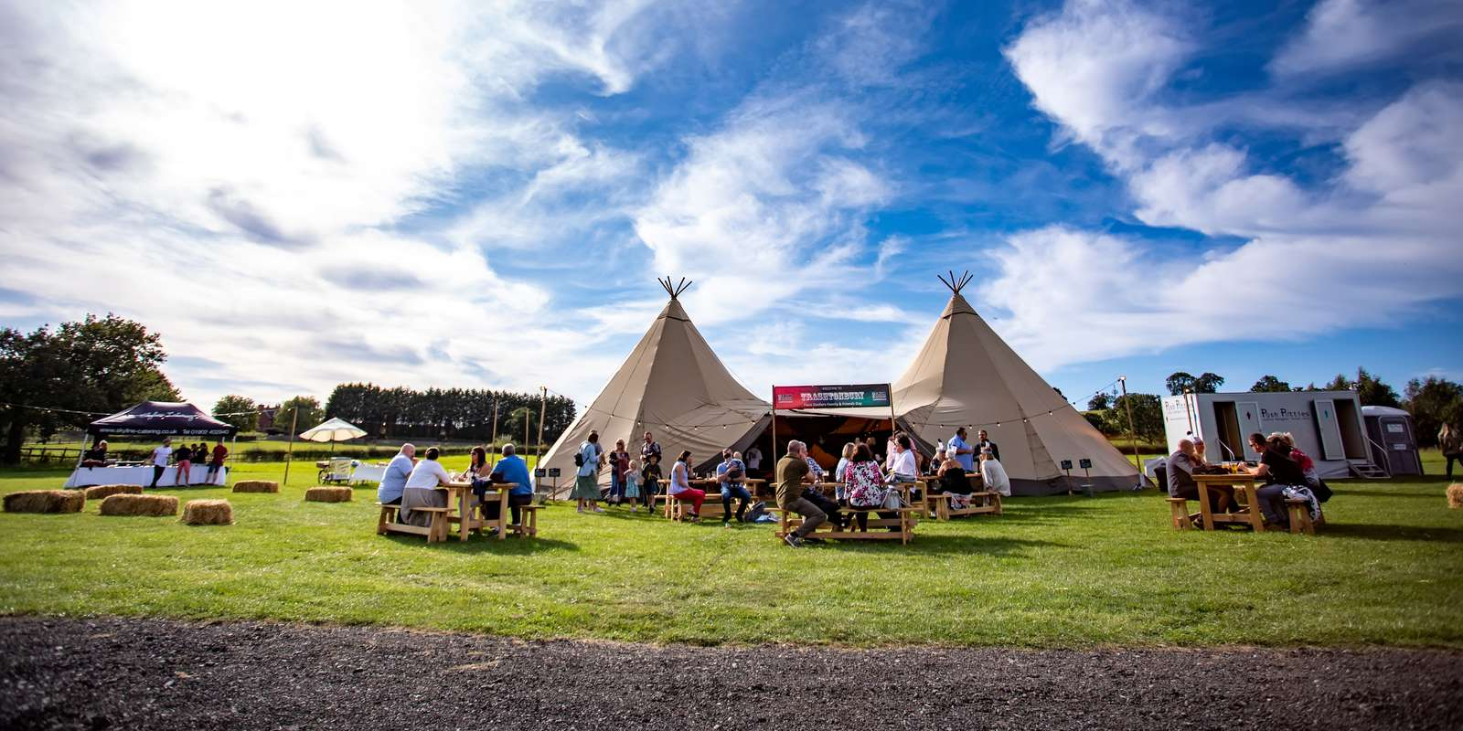 Outood Tipi Family Fun Day