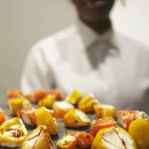 Stuffed peppers canapes wedding & events catering