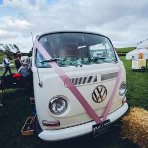 VW Camper photoobooth