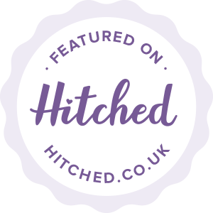 As featured on hitched badge